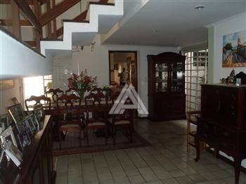 Sobrado Com 5 Dormitórios À Venda, 443 M² Por R$ 3.300.000 - Bairro Jardim - Santo André/sp - So4290
