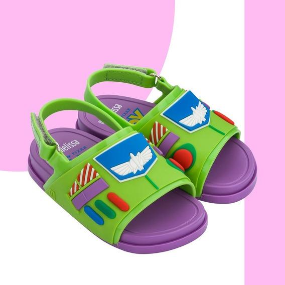 Mini Melissa Beach Slide + Toy Story Original Original + Nf