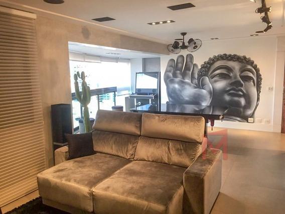 Apartamento A Venda No Bairro Jardim Anália Franco Em São - Mc440-1