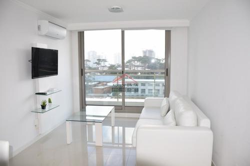 Apartamento En Roosevelt, 1 Dormitorios *- Ref: 4983