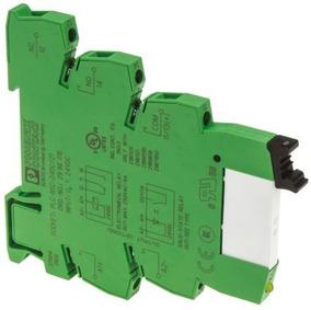 Relé Acoplador Interface Phoenix Contact 24 Vdc- 05pçs.