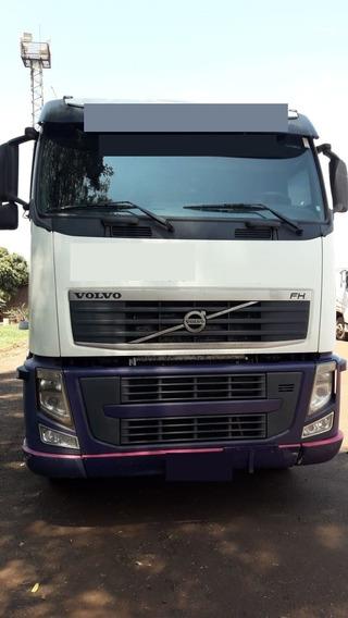 Conj. Volvo 480 6x4 2011 + Rodotrem Basc. Randon 2011
