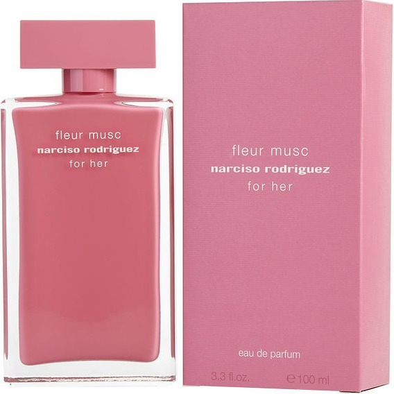 Perfume Narciso Rodriguez Fleur Musc For Her Edp 100ml