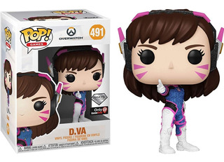 Funko Pop D.va Diamond Collection Overwatch