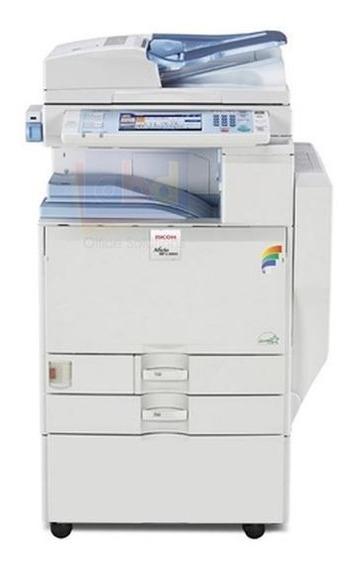 Impressora Multifuncional Laser Ricoh Mp 5000 Fusao Ruim 2un