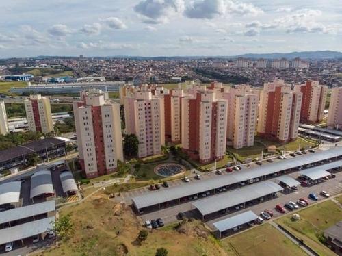 Imagem 1 de 17 de Apartamento 2 Quartos Osasco - Sp - Bandeiras - 0431