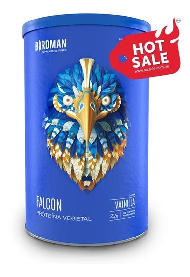 Proteína Vegana 1.170kg 39 Servicios Falcon Protein Birdman