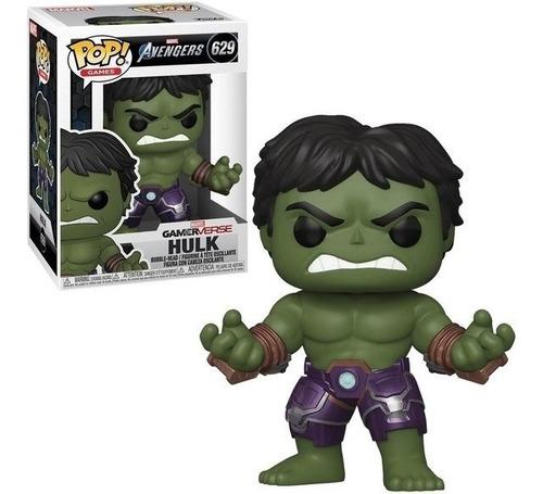 Funko Pop! Hulk Marvel Avengers #629 Original Gamerverse!!