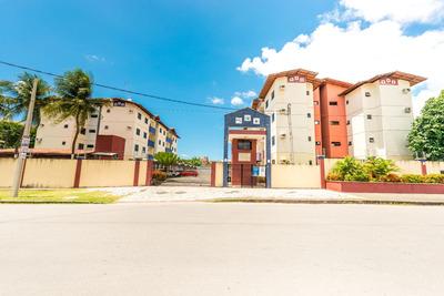 Apartamento 2 Quartos Na Maraponga, Suíte, Varanda, Garagem