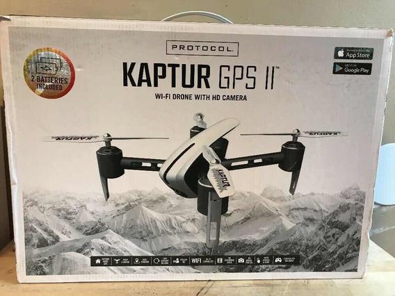 Drone Kaptur Gps Ii Com Câmera Hd
