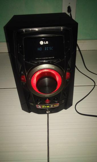 Mini System Lg Potencia 130 W