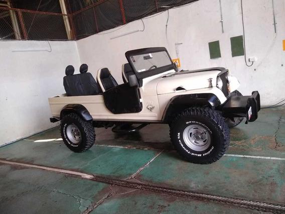 Jeep 1965 Ika Caja Larga