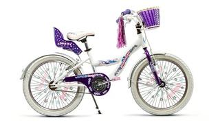 Bicicleta Raleigh Jazzi Rodado 20 Aluminio Nena
