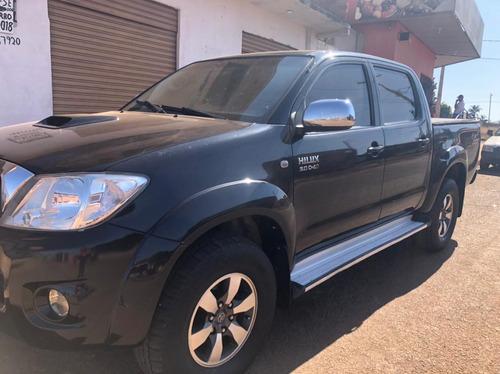 Toyota Hilux 2007 3.0 Srv Cab. Dupla 4x4 Aut. 4p