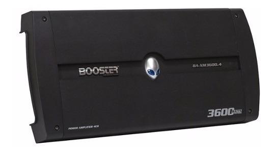 Módulo Amplificador Explosound Xm 3600 1400rms 04ch Mosfet