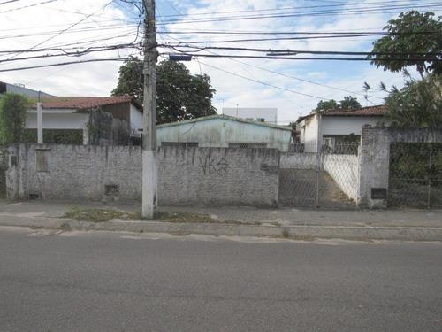 Casa Para Alugar, 130 M² Por R$ 1.800,00/mês - Lagoa Nova - Natal/rn - Ca7356