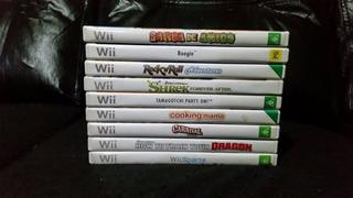 Juegos Wii Originales Desde $10.000.-