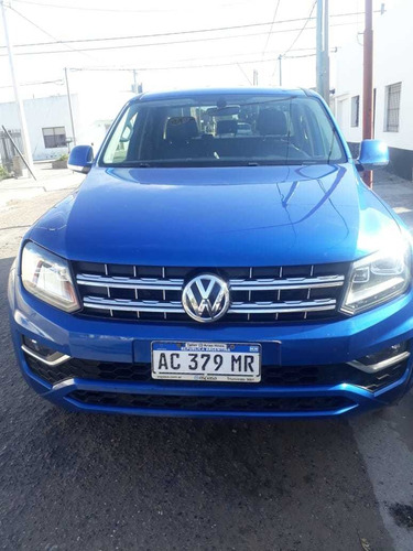 Volkswagen Amarok 3.0 V6 Extreme 2018