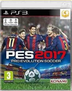 Pro Evolution Soccer 2017 Original Envio Todo Peru ...!