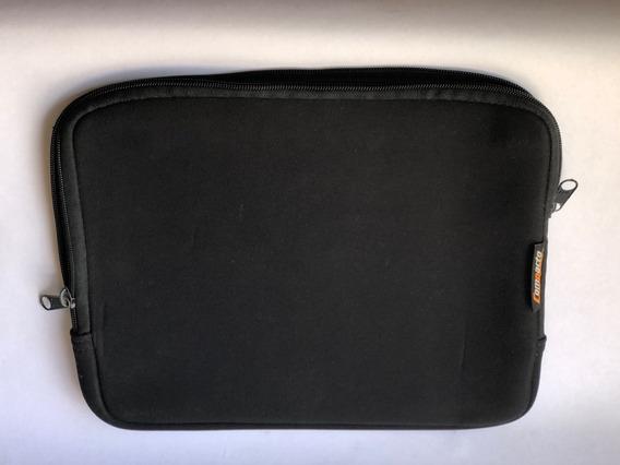 Capa Neoprene Para Notebook De 13 Marca Compacto
