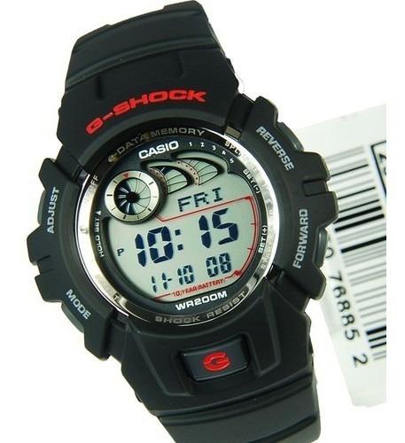 Relógio Casio G-shock G-2900f-1vdr Masculino Alarmes 200m