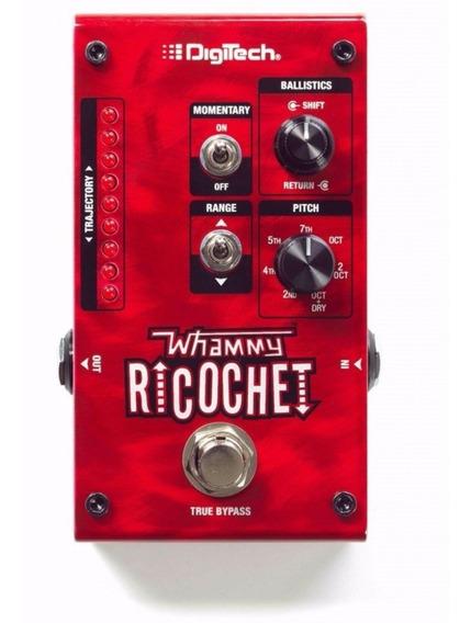 Pedal Profissional Para Guitarra Whammy Ricochet Digitech