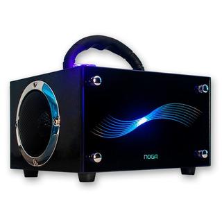 Parlante Portatil Noga Bluetooth Ngs-b1300 Luces Led