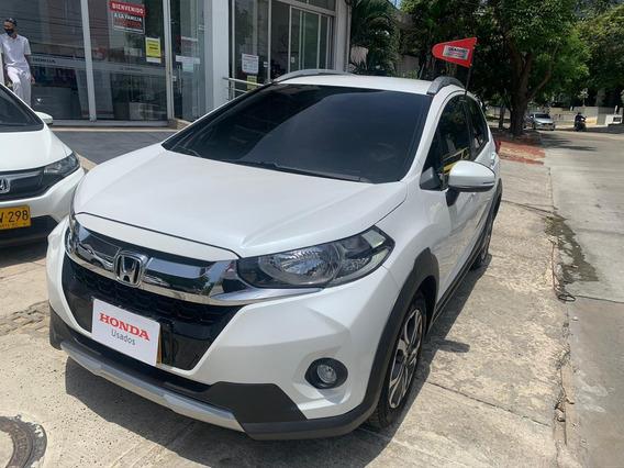 Oportunidad Honda Wrv Ex 2019 Blanca Excelente Estado