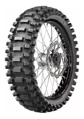 Cubierta Moto Dunlop Mx33 110/100 R18 64m Envio Gratis
