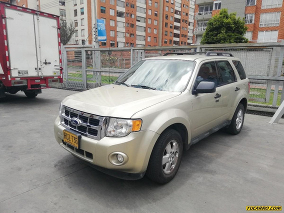 Ford Escape Escape Xlt 3000cc