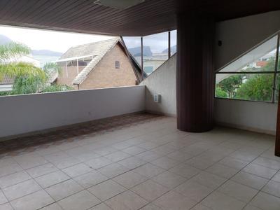 Casa Em Condomínio Para Locação Anual No Barra Da Tijuca Em - 001191