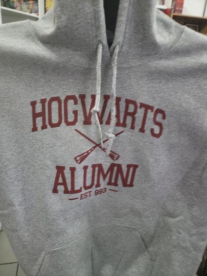 Sudadera Con Hood Y Cangurera Howarts Alumni Harry Potter