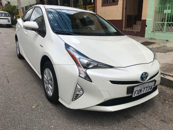 Toyota Prius Hibrido Branco Super Novo 2018