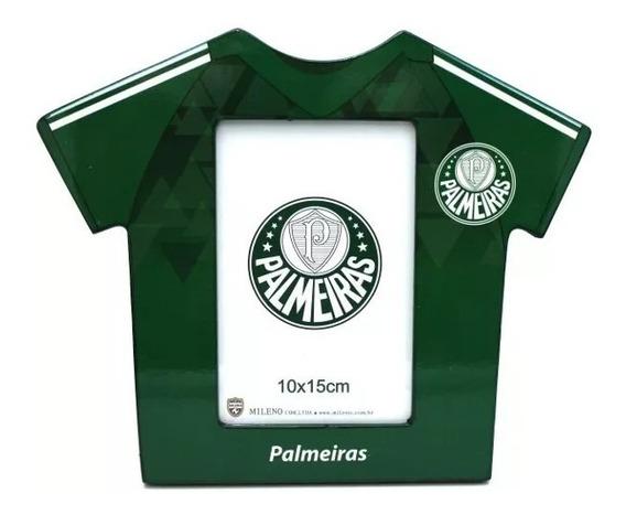 Porta Retrato Camisa Futebol Palmeiras - Mileno