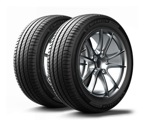 Imagen 1 de 10 de Kit X2 Neumáticos 235/55/17 Michelin Primacy 4 103y - Cuotas