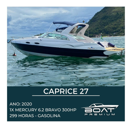 Caprice  27, 2020, 1x Mercuy 6.2l 300hp - Cougar - Focker