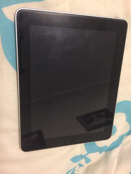 iPad 1 Tela 10 - 32gb.