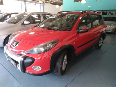 Peugeot 207 Sw Escapade 1.6 Flex