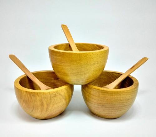 Bowls Cuenco De 16 Cm Algarrobo Y Calden Tienda Liv