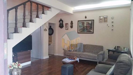 Sobrado Com 3 Dormitórios À Venda, 140 M² Por R$ 649.000,00 - Jardim Umuarama - São Paulo/sp - So0007