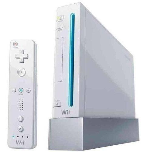 Nintendo Wii + Remote + Nunchuck + Jogos + Brindes