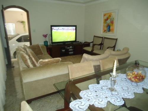 Sobrado Com 4 Dormitórios À Venda, 350 M² Por R$ 1.100.000,00 - Vila Prudente - São Paulo/sp - So1334