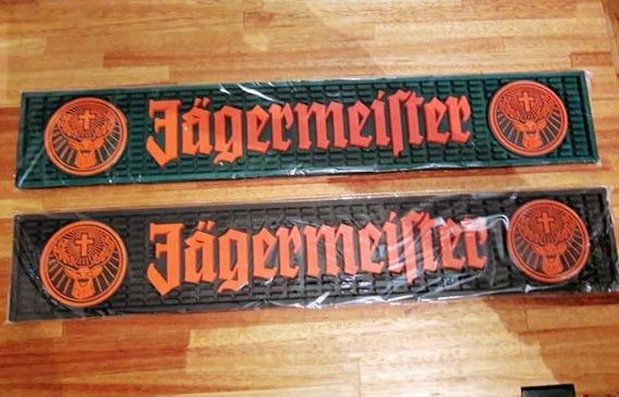 Esterilla Jagermeister Siliconada Flexible. Original Única!