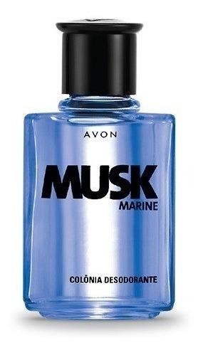 3 Perfume Musk + 6 Desdorante Roll On Masculino