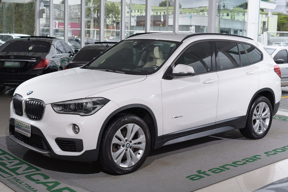 Bmw X1 Sdrive 20i Gp 2.0 16v Flex Aut./2017
