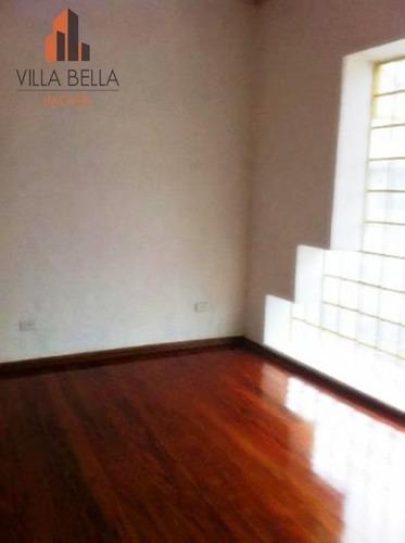 Casa Para Alugar, 160 M² Por R$ 2.600,00/mês - Centro - Santo André/sp - Ca0509