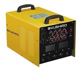 Soldadora Inverter Combinada Tig/mma Kushiro Ac/dc 220 Amp