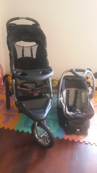 Coche Marca Baby Trend. Modelo Expedition.