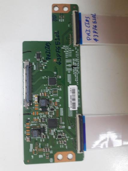 Placa T-com Philips 43 Pfg 5101