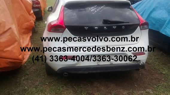 Volvo V40 T4 T5 Modelo Novo Sucata / Motor / Lanterna /peças